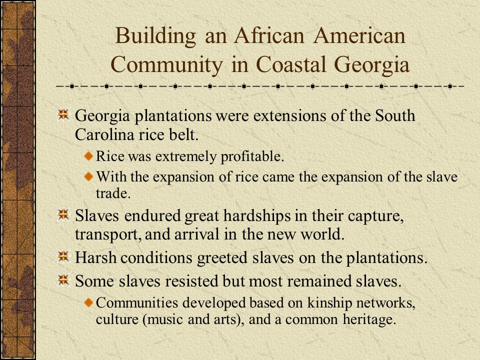 Part Three The Beginnings of African Slavery