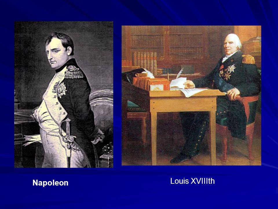 Napoleon Louis XVIIIth