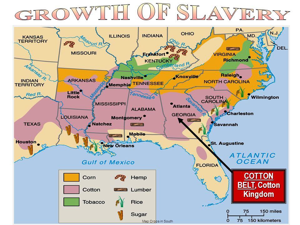 33 million U.S. population, 4 million slaves in the South