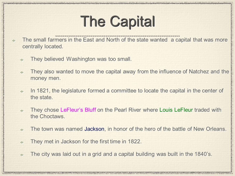 Federal Treaties The 1805 Treaty of Mount Dexter: Gave the U.S.