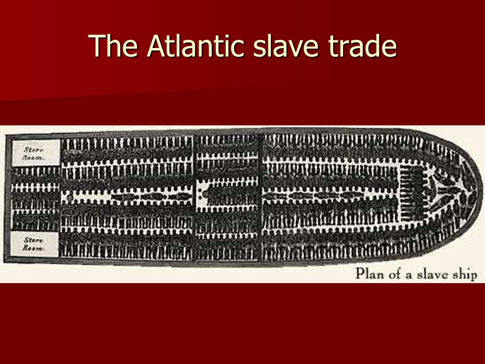 Ending the Slave Trade Abolitionist Movements start to take form in the 1700s.