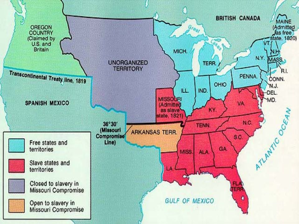 slavery in the united states and