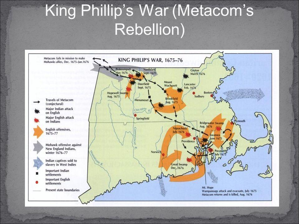 King Phillip's War (Metacom's Rebellion)