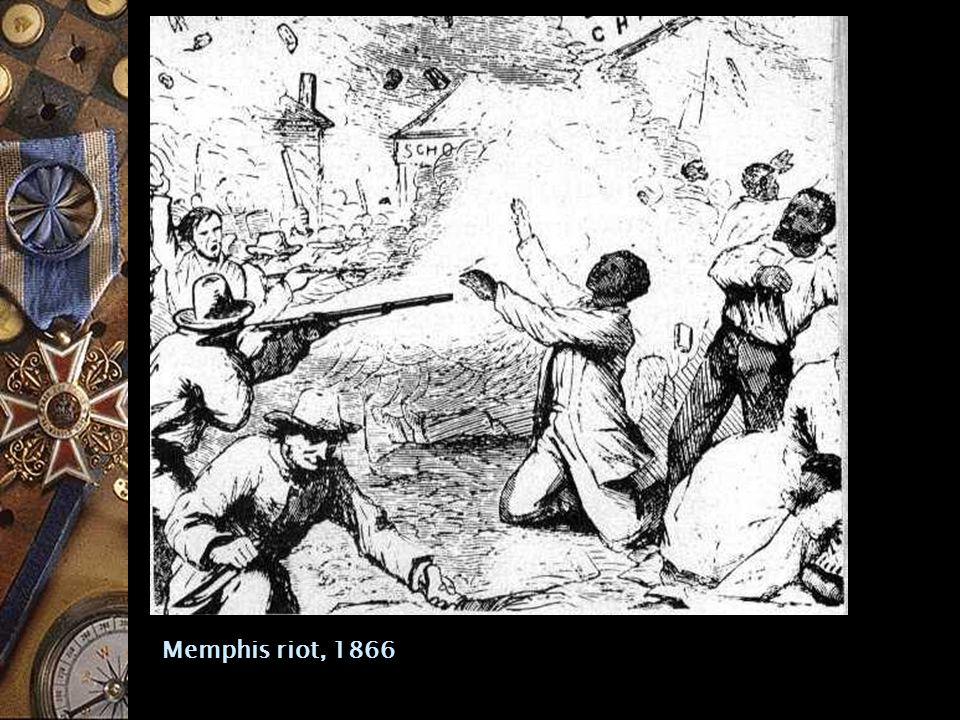 Memphis riot, 1866