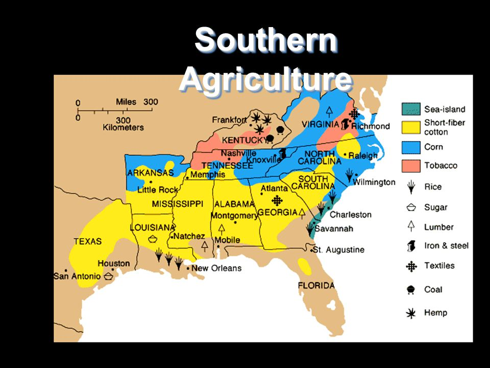 Southern Agriculture