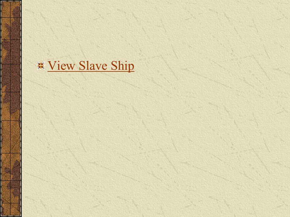 View Slave Ship