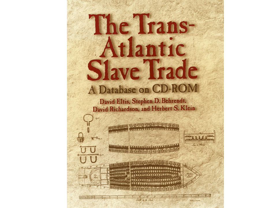 HOW DO THESE REGIONS RELATE TO THE THEME: THE ATLANTIC SLAVE TRADE(S).