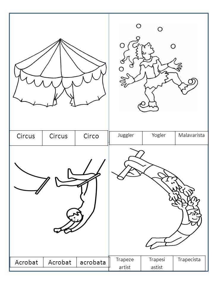 JugglerYoglerMalavarista Circus Circo Acrobat acrobata Trapeze artist Trapesi astist Trapecista