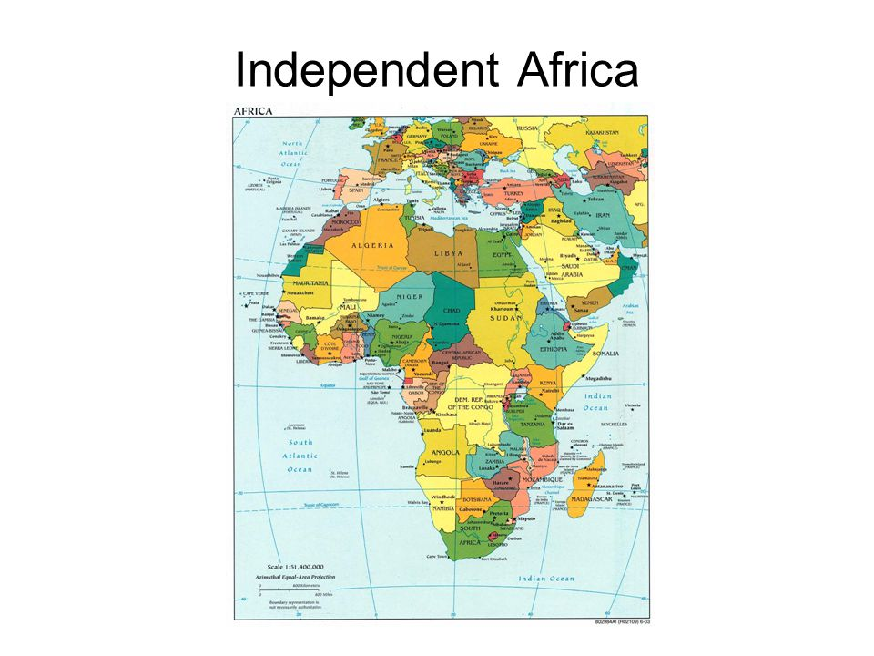 Independent Africa