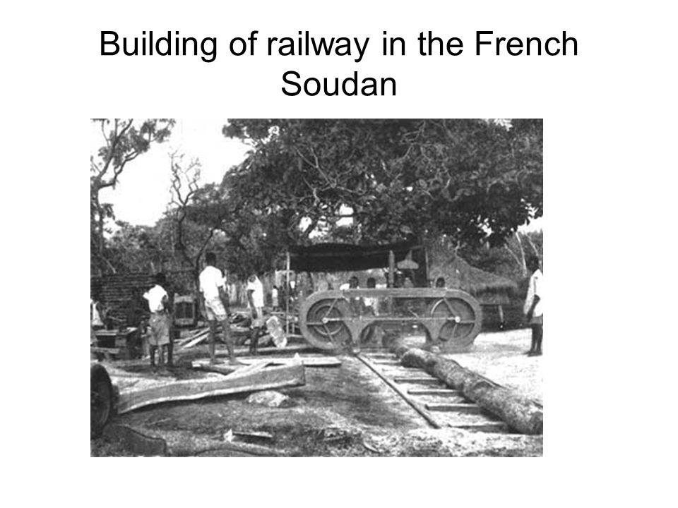 Railroads in Africa