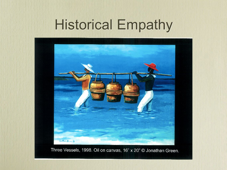 Historical Empathy