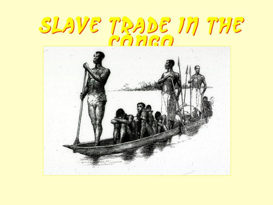 Slave Trade in the Congo