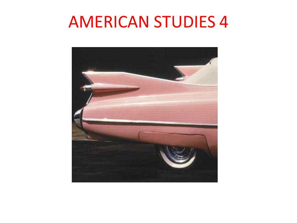AMERICAN STUDIES 4