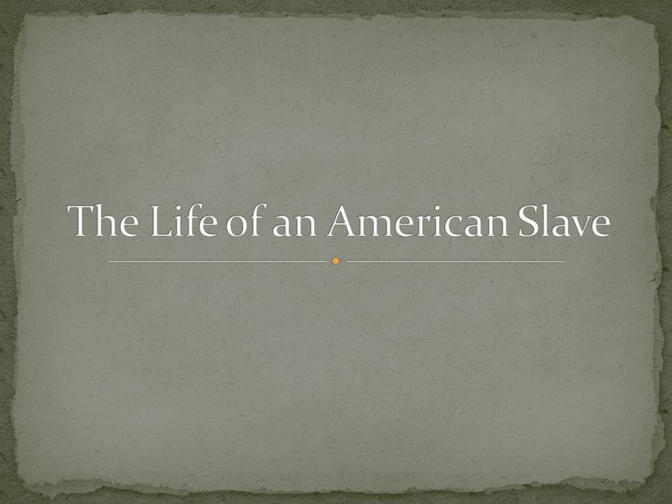 First slaves arrived in 1526. Slave holders needed cheap labor. Not just blacks, not just the North