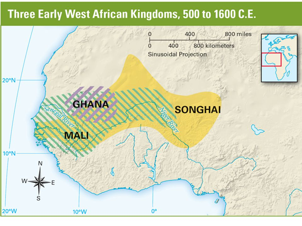 Early Centers of Trade 14 th C Musa made Haj to Mecca Islamic Merchants transmitted Islamic values Political culture & Legal traditions Trade items –Continued to expand into west Africa Malian Empire (14 th -15 th C) Mansa Musa