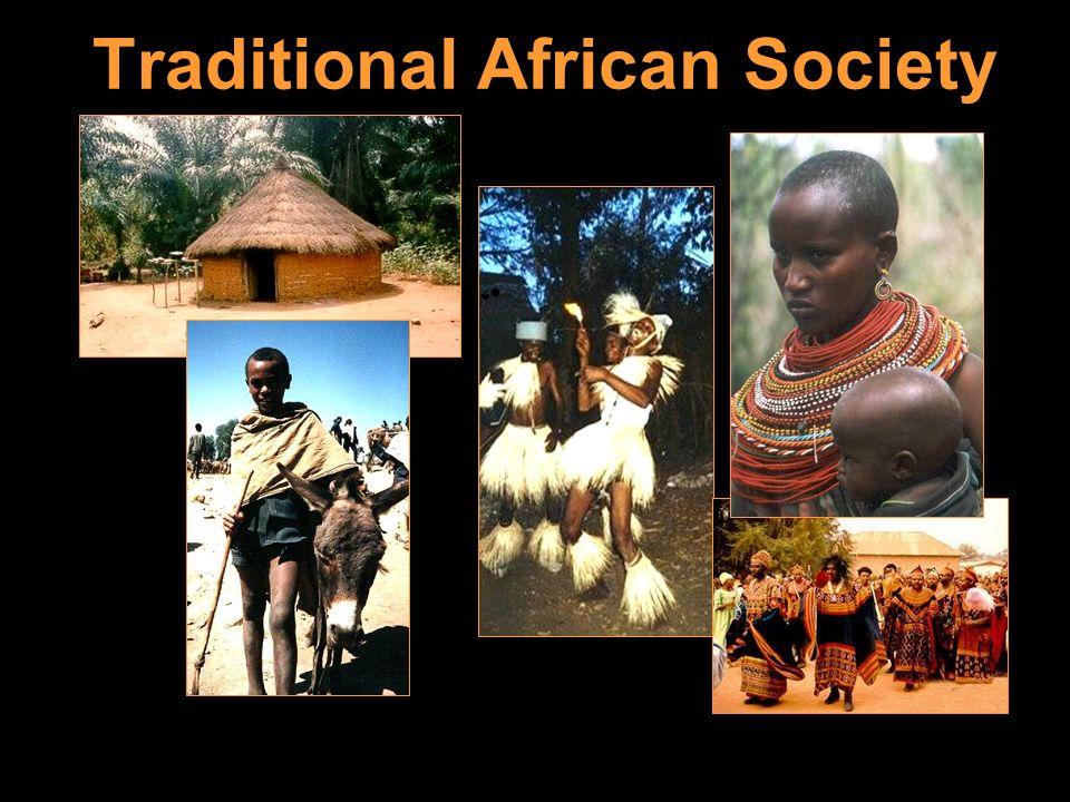 Impact on African Regions Rwanda, Bugunda, Masai, Turkana resist slave trade Benefit from distance from slave ports on western coast Other societies benefit from slave trade profit –Asante, Dahomey, Oyo peoples