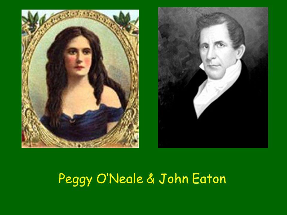 Peggy O'Neale & John Eaton