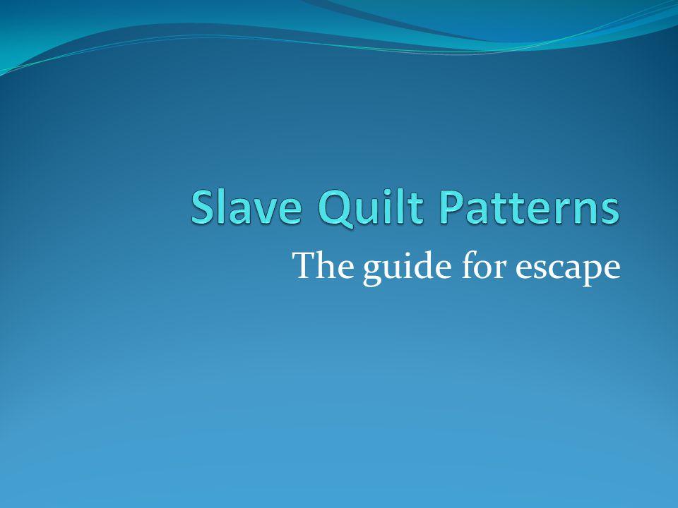 The guide for escape