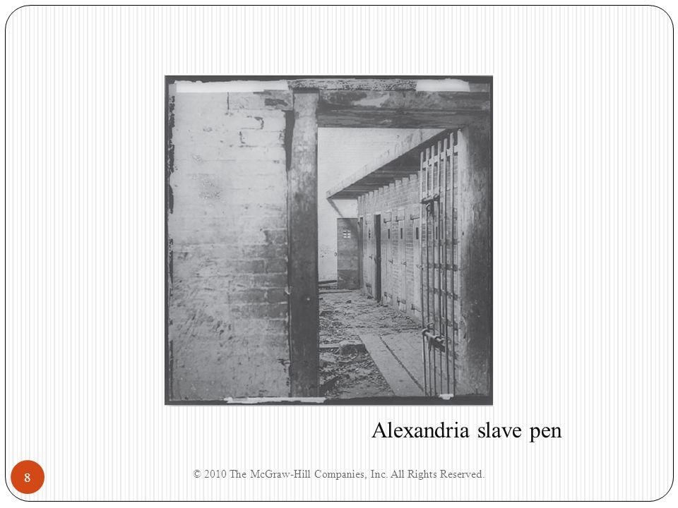 8 Alexandria slave pen