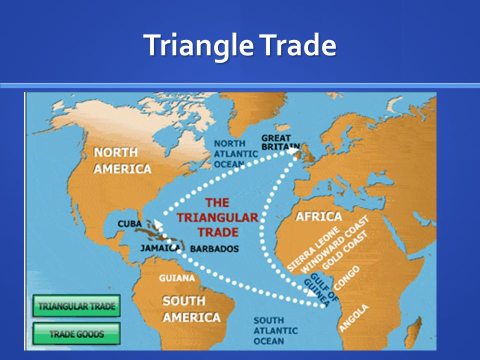 The Atlantic Slave Trade 4.A Forced Journey a.