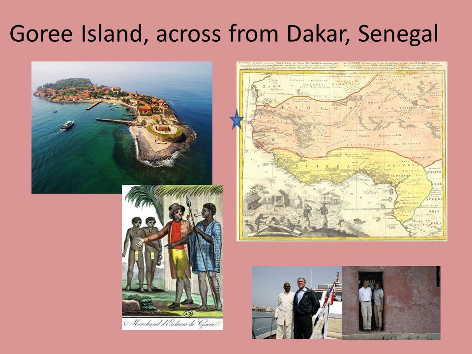 Goree Island, across from Dakar, Senegal
