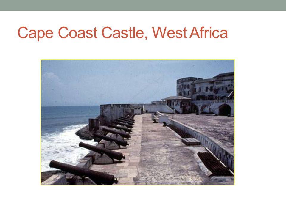 Cape Coast Castle, West Africa
