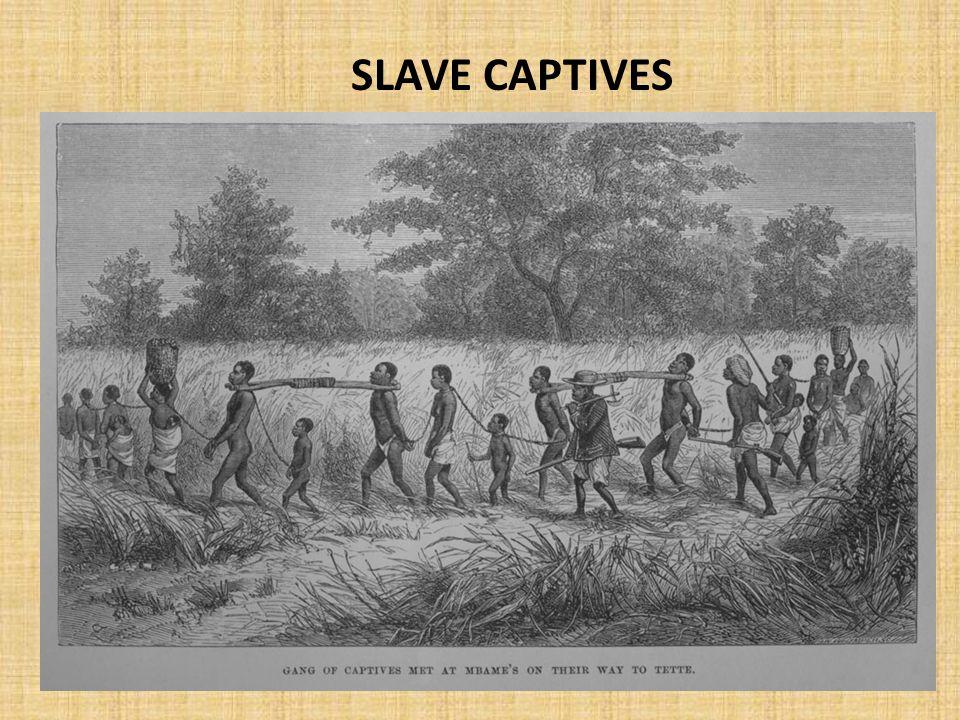 Slave Captives SLAVE CAPTIVES
