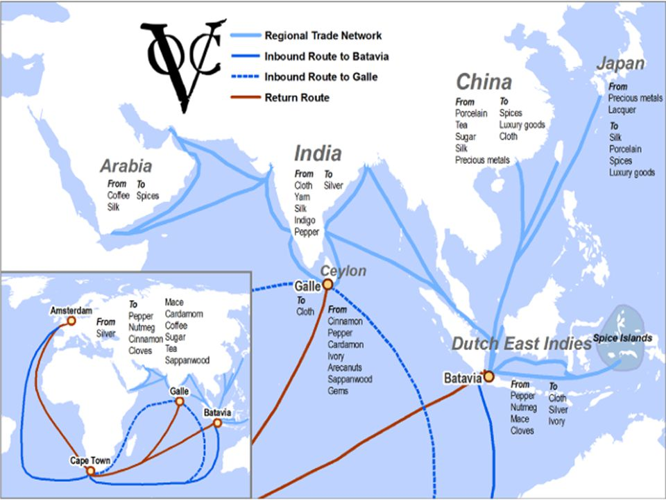 Asian Commerce Even though Europeans were beginning to control trade, powerful empires continued to exist in Mughal India, Ming China, and Tokugawa Ja
