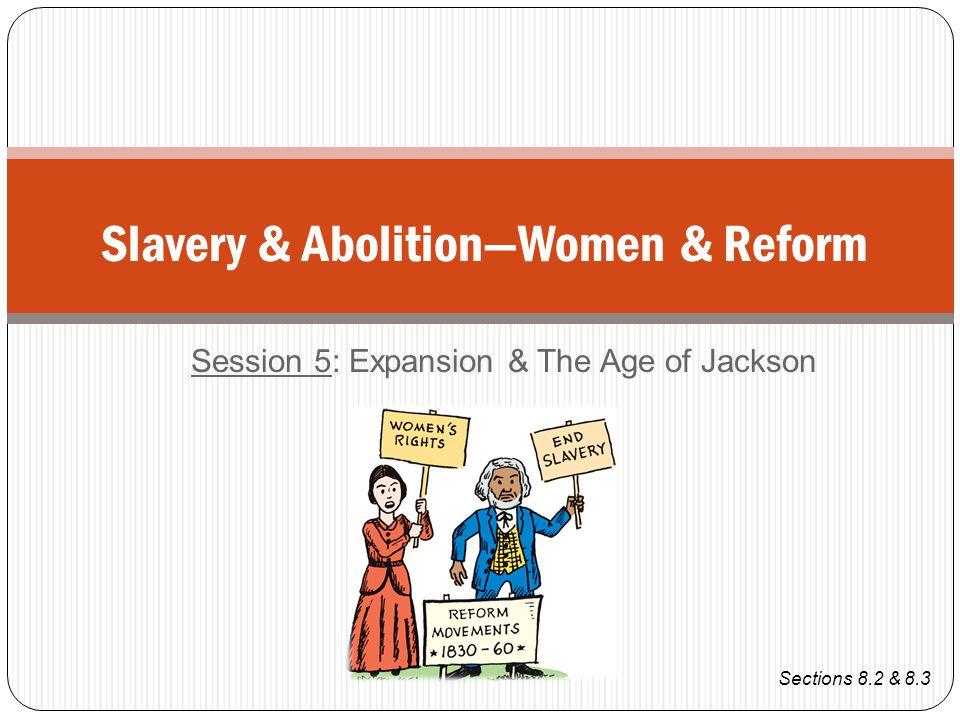 Objectives Identify key abolitionists Compare urban vs.