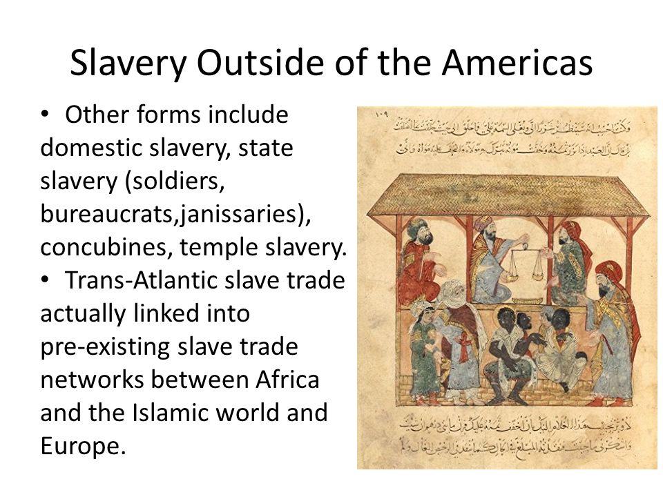 Slave Health Despite predominance of young slaves, no natural increase in slave population.