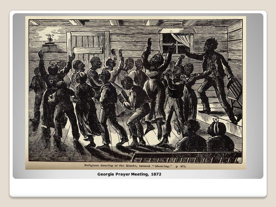 Georgia Prayer Meeting, 1872