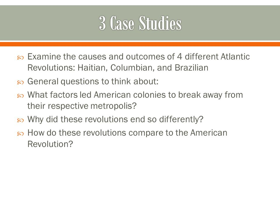  The Age of Revolutions was a movement seen across the Atlantic World, both in Europe and the Americas, showing a general shift from Absolutism to Constitutional Monarchy and Republicanism.