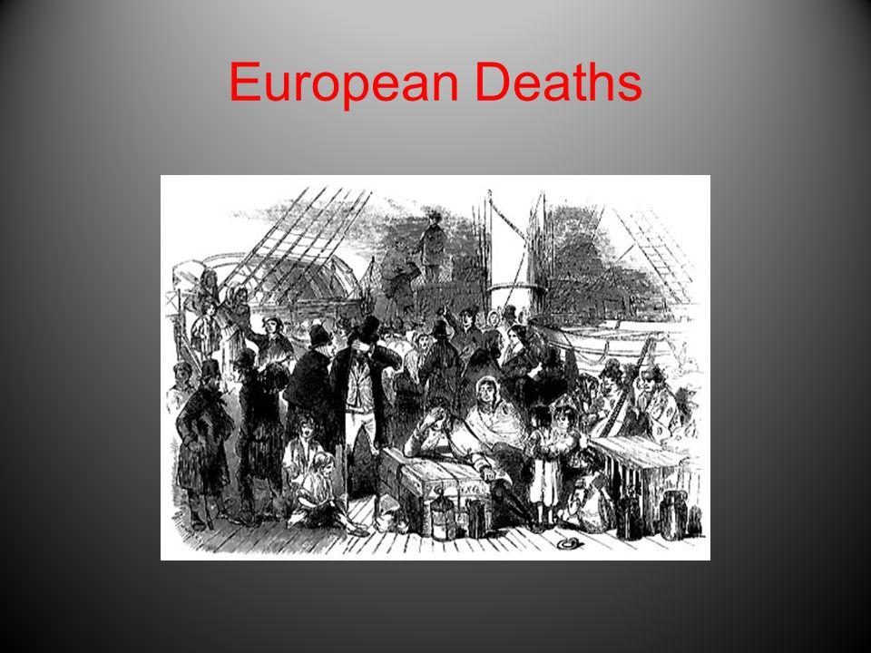 European Deaths