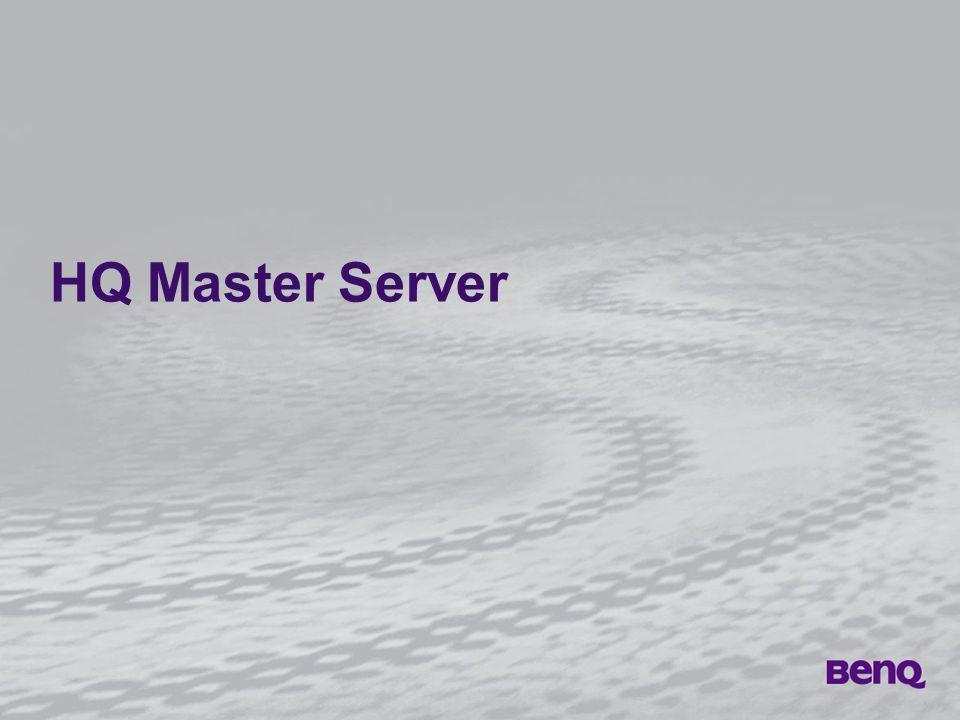 HQ Master Server