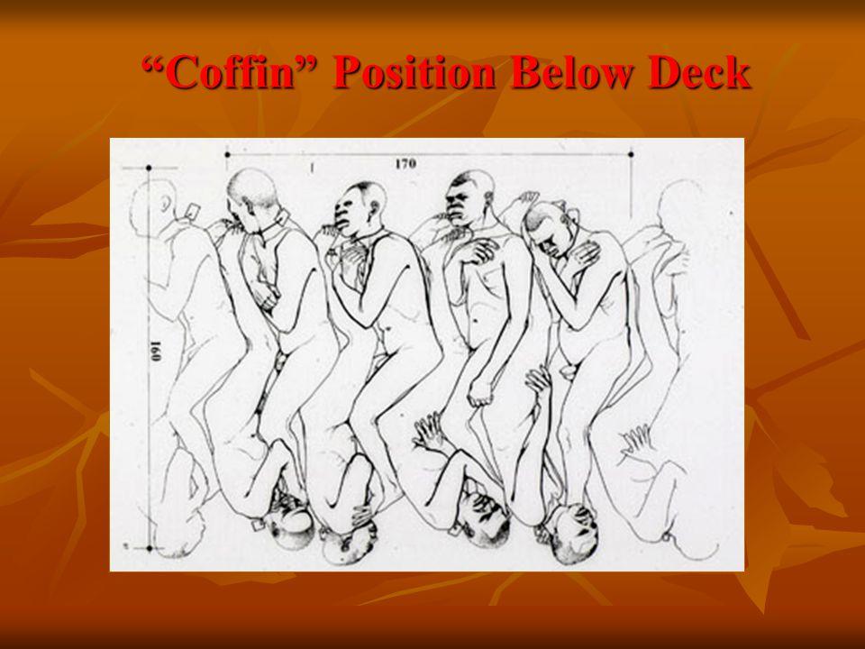 Coffin Position Below Deck
