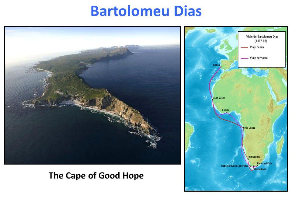 Bartolomeu Dias The Cape of Good Hope