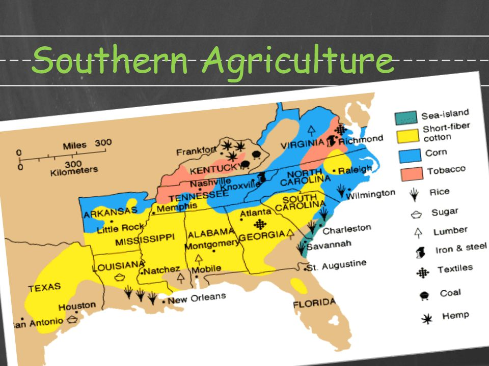 Southern Agriculture (c) 2011 AIHE