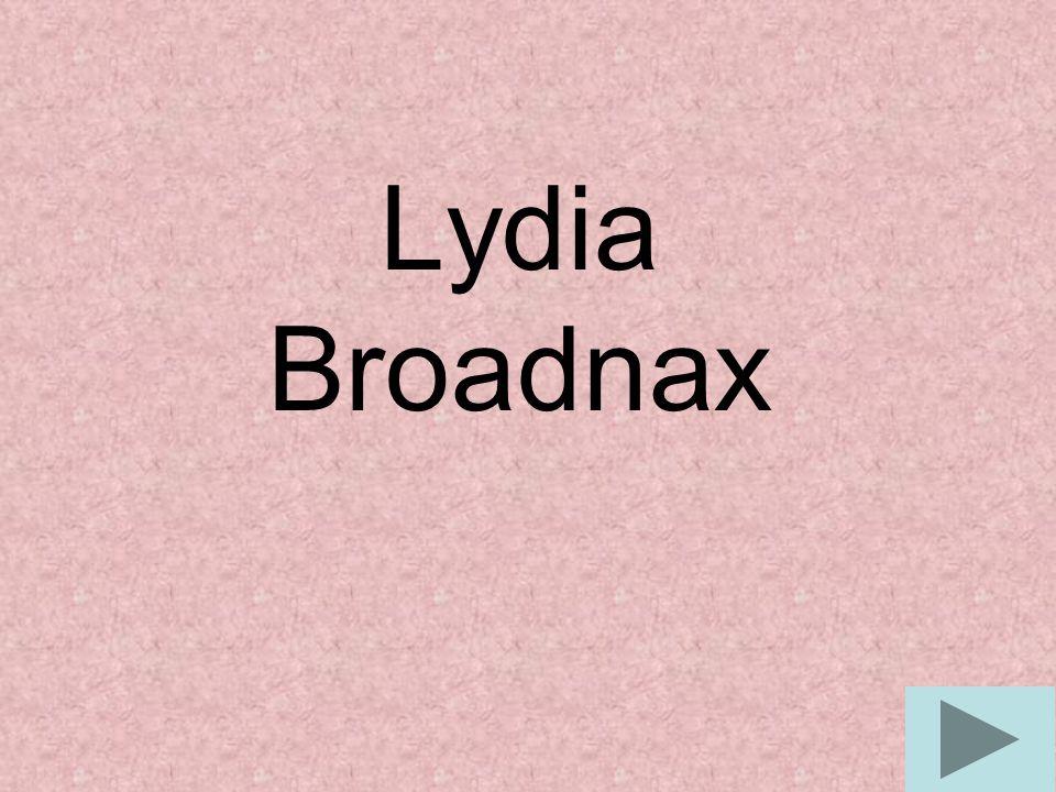 Lydia Broadnax
