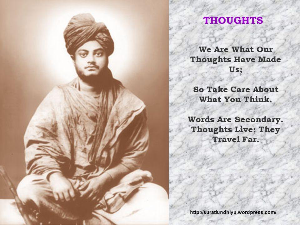 VIVEKA VANI Swamiji ' s Divine Message For The Youth … http://suratiundhiyu.wordpress.com/