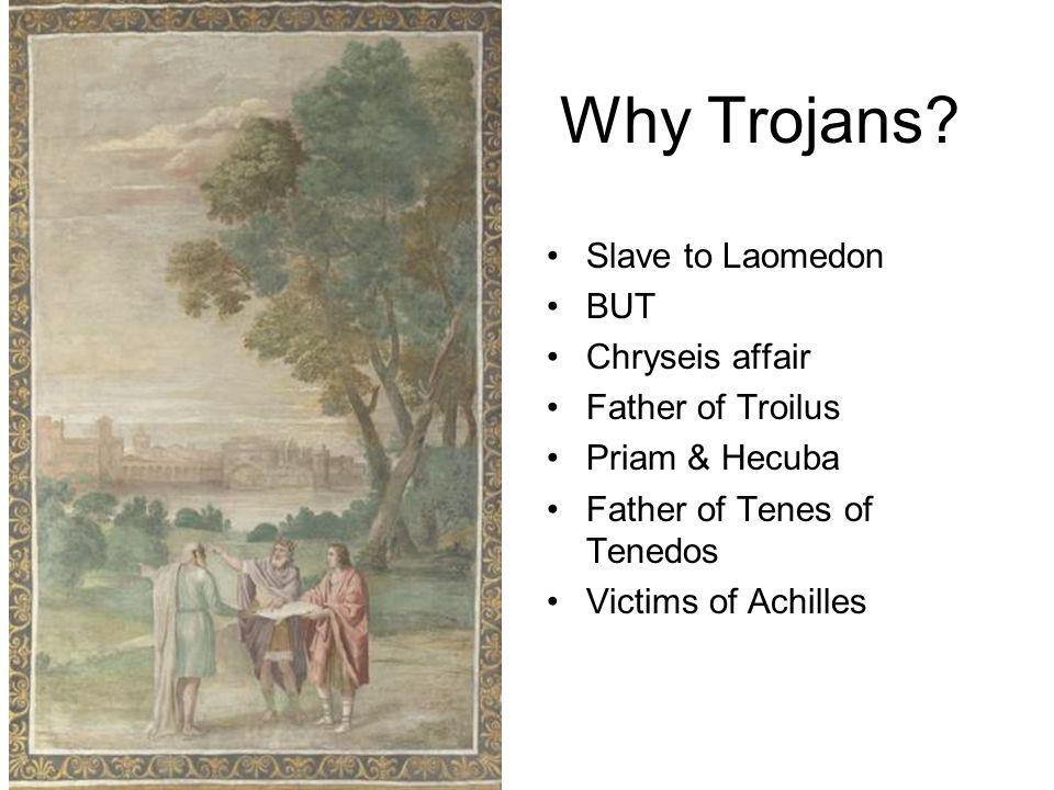 Why Trojans.