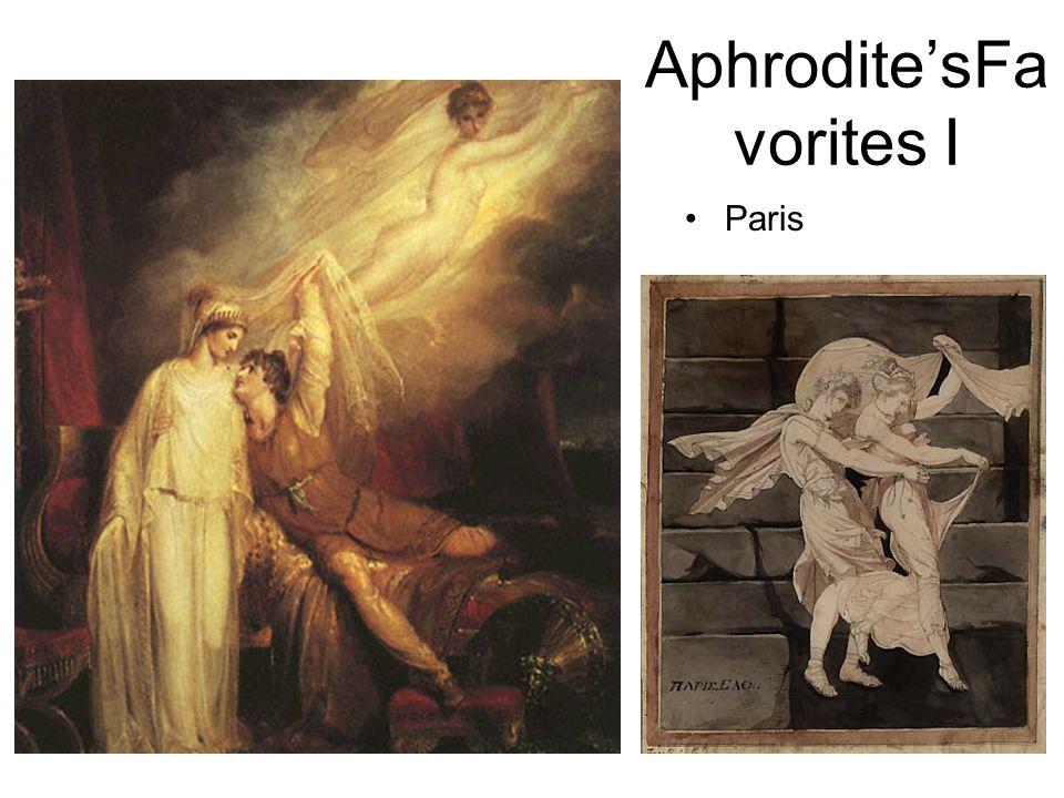 Aphrodite'sFa vorites I Paris