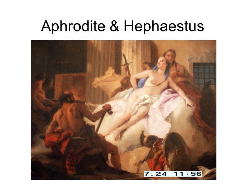 Aphrodite & Hephaestus