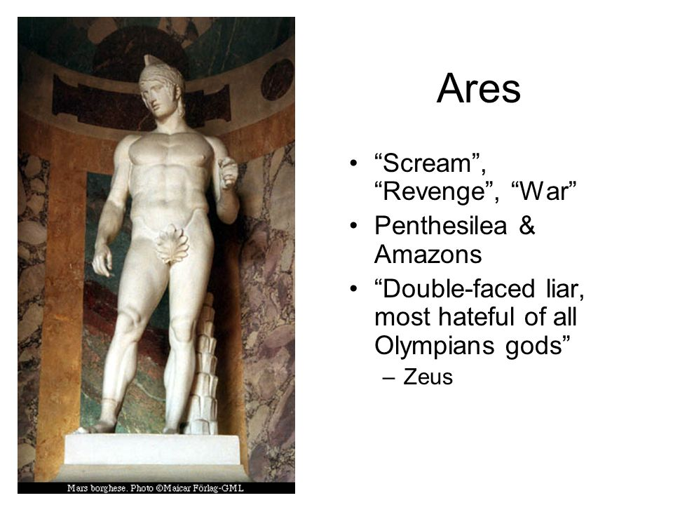 Ares & Aphrodite Deimos & Phobos (Terror & Panic)
