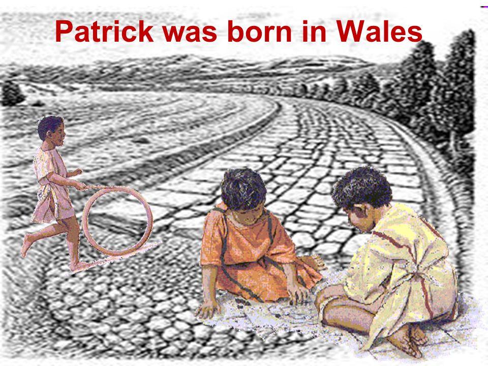 Saint Patrick's history