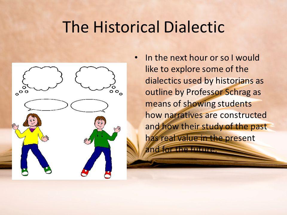 Broad Historigaphical Trends