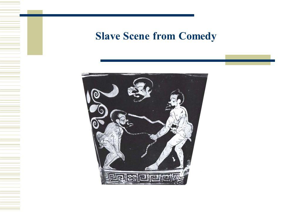 Slave Scene from Comedy