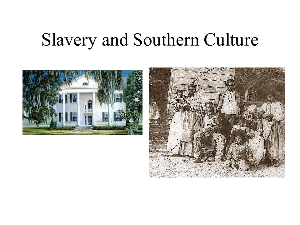 Slave Religious Life Masters form official churches which teach obedience Slaves form covert congregations which meet at night to dance, sing, and pray.