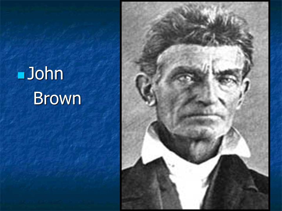 John John Brown Brown