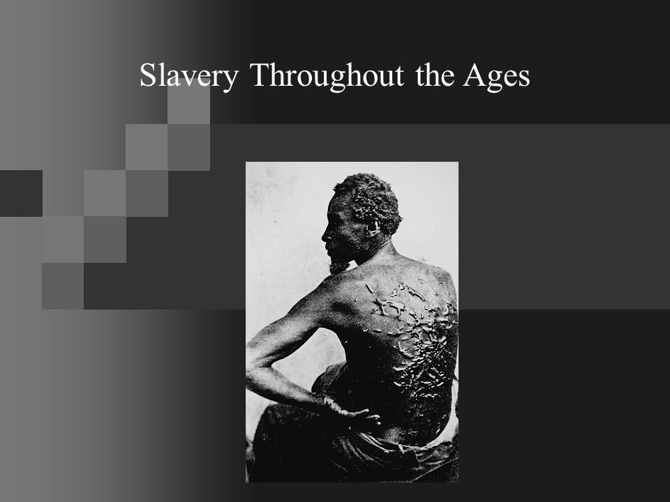 Table of Content The Rising of Slavery Causes and Effects Atlantic slave trade Encountering Slavery African Slavery Slavery right under our noses Putting slavery to a halt Influential individuals Resources
