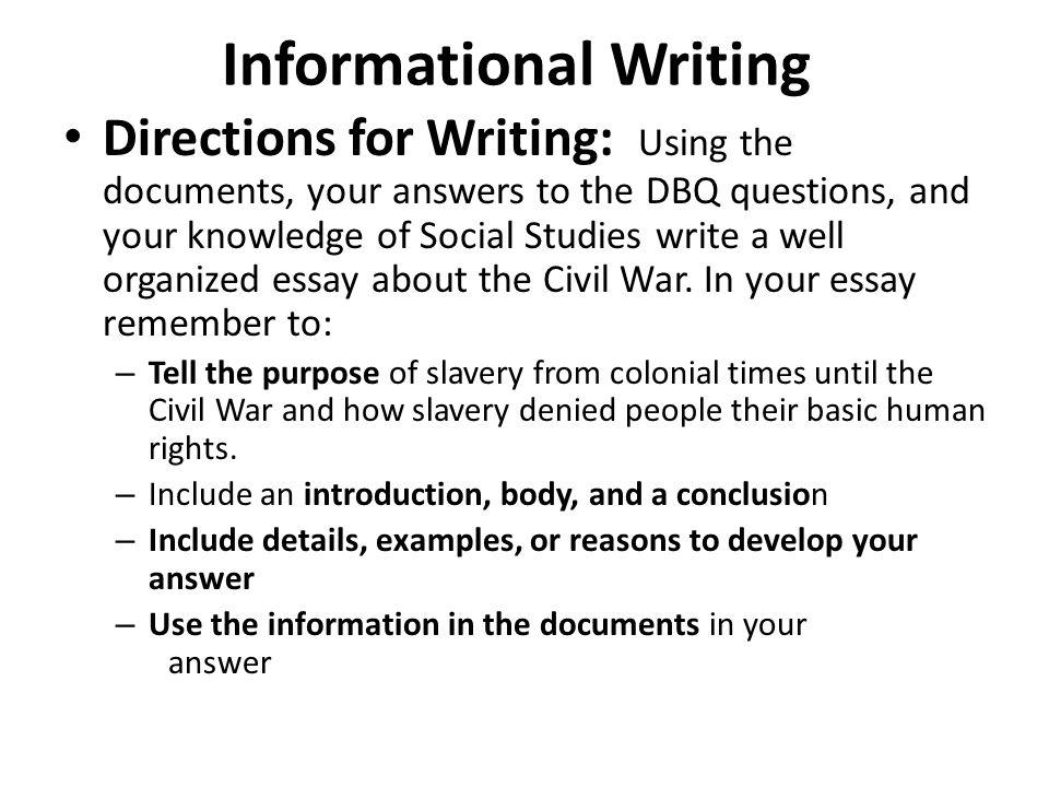 expository essay esl